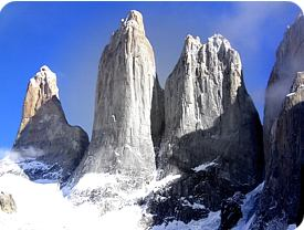 Torres del Paine (Wikipedia)