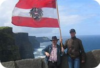 Bei den Cliffs of Moher